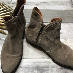 Anthropologie Seychelles soft leather boots